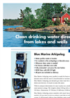Blue Marine- Arkipelag - Water Purifier Brochure