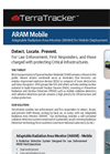 ARAM - RadTruck Mobile Radiation Detector Brochure