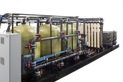 Small & Medium Flow Rates Drinking Water Treatment Plant