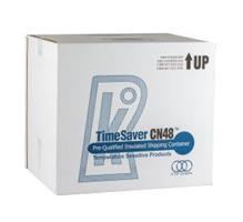 TimeSaver - Model CRT Series - Temperature Controlled Packaging