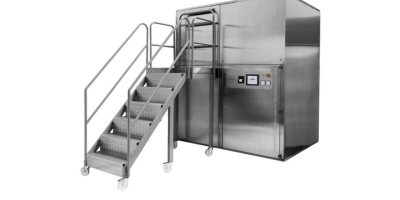 Model CISA P-MWT CONCEPT 150 & 300 - Medical Waste Treatment Sterilizer System