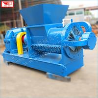 WEIJIN - Model LP300 - lower manpower and automatical rubber offcut helix crushing machine