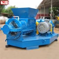 WEIJIN - Model LP500 - Bicycle tire breaking machine recycling machine crushing machine