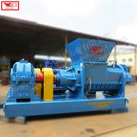 WEIJIN - Model LF400 - Reclaimed Recyled Rubber Factory Latex Glove Crushing Processing Machine
