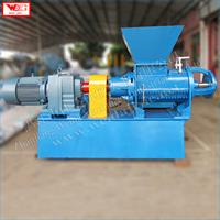 WEIJIN - Model LF300 - Scrap Rubber Glove Screw Crushing and Breaking Machine