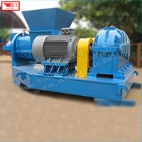 WEIJIN - Model LF600 - Bicycle tire breaking machine recycling machine crushing machine