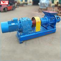 WEIJIN - Model LF300 - Elastomer flexible glue crusher Waste rubber crushing machine