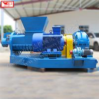 WEIJIN - Model LF500 - Elastomer flexible glue crusherRecycling rubber crushing machine