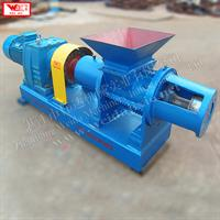 WEIJIN - Model LF500 - Tyre reclaimed rubber helix crushing machine