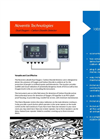 Noventis - Model GDS 100 - Single Channel Controller Brochure