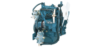 Kubota Engine - Model WG752-GL-E3 - Spark Ignited Engines