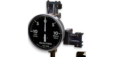 Qualitrol - Model 141/146/148 Series and AKM 35600/47500  - Pressure Control Switch