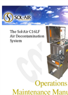 Model C16LF - Air Decontamination System Brochure