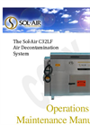 Model C32LF - Air Decontamination System Brochure