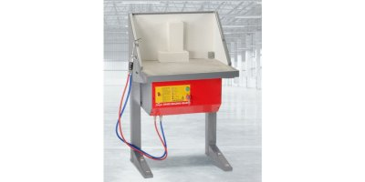 Model DS400  - Brazing Hearth System