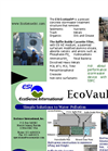 ESI EcoVault - Baffle Box For Precast Concrete Stormwater Treatment Brochure