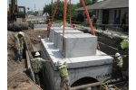 ESI EcoVault - Baffle Box For Precast Concrete Stormwater Treatment
