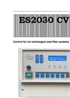 Model ES2030CV - Microprocessor Controller Unit Brochure