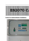 Model ES2070CA - Microprocessor Controller Unit Brochure