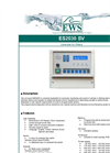 Model ES2030SV - Microprocessor Controller Unit Brochure