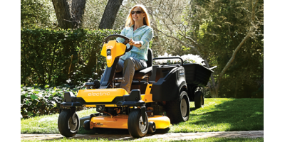 Cub Cadet - Model RZT S - Electric Zero Turn Rider Mowers