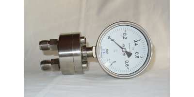 Model PD100  - Differential Pressure Gauge