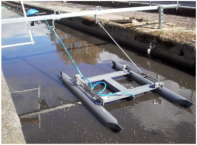 Channel Networks - Fix Installation Measurements for no shutting down the flow areas - Water and Wastewater