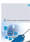 GPRS Data Logger and D2W Internet Portal Brochure