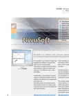 NivuSoft - Measurement Data Processing Software Brochure