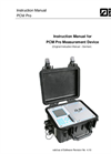 PCM Pro Measurement Device Manual