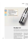 NivuBar - G II - Hydrostatic Level Measurement For Liquids Brochure