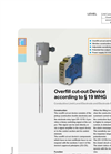19 WHG - Overfill Cut-Out Device Brochure