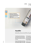 AquaBar - Model II - Submersible Probe Brochure