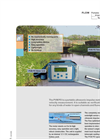 PVM PD - Portable Flow Velocity Measurement Brochure