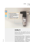 UniBar - E - Screw-In Probe Brochure
