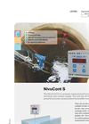 NivuCont - Model S - Process Measurement Transmitter Brochure