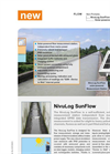 NivuLog SunFlow - Self-Sufficient, Solar-Powered Flow Measurement Station Brochure