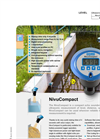 NivuCompact - Echo Sounder for Level and Volume Measurement Brochure