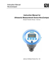NivuCompact - Ultrasonic Measurement Device Instruction Manual