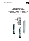 Pressure Probes Instruction Manual