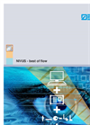 NIVUS - Instrumentation for Water Industry Brochure
