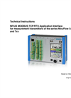 NIVUS Modbus TCP/RTU - Technical Instructions