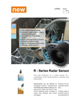 NIVUS - Model R-Series - Radar Sensors for Level Measurement - Brochure