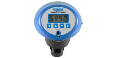 NivuCompact - Echo Sounder for Level and Volume Measurement