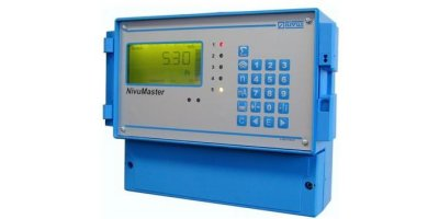 NivuMaster - Transmitter for Level Measurement Using Ultrasonic Sensors