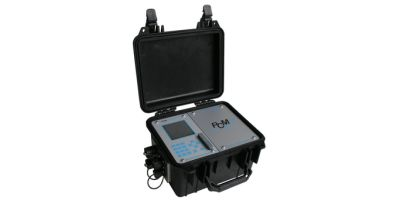 NIVUS - Model PCM Pro Ex - Portable Ultrasonic Flow Measurement Transmitter