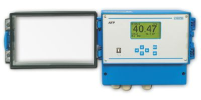 NIVUS - Model NFP - Flow Measurement for Full Pipes Transmitters