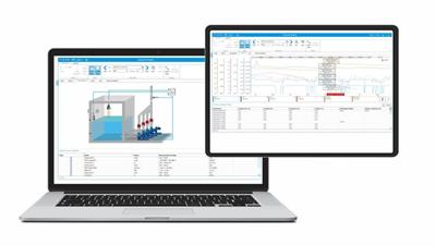 NIVUS Webportal - Comprehensive Data Management Software