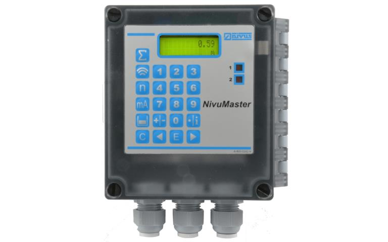 Transmitter for Contactless Level Measurement-4