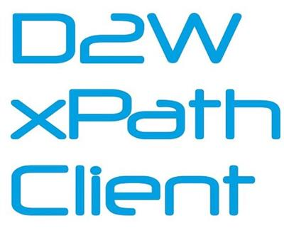 xPathClient - Version D2W - Software Tool for Automatic Download of Measurement Data